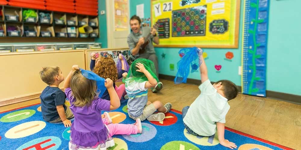 Услуги для детей и их родителей
