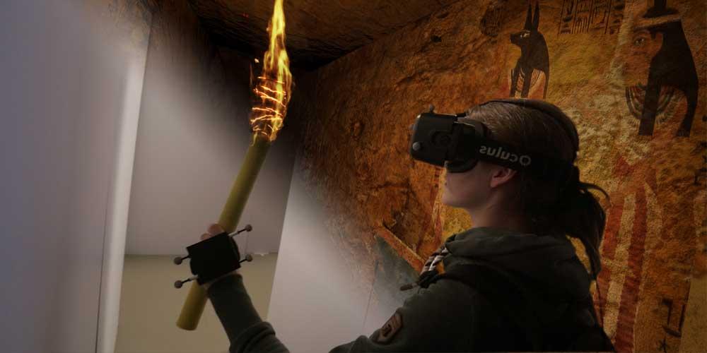 Услуги виртуальной реальности