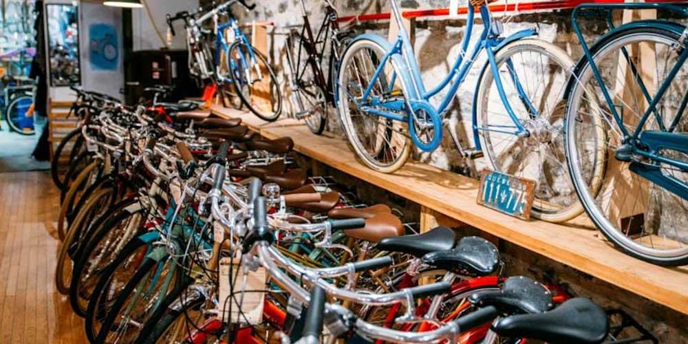 Услуги проката велосипедов