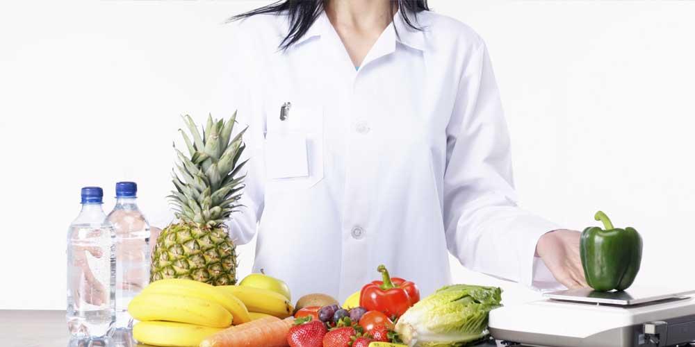 Услуги персонального диетолога