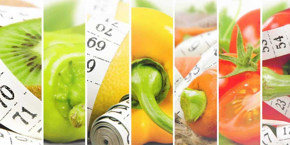 Этапы работы диетолога