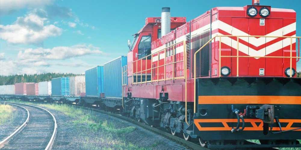 Транспортировка грузов железной дорогой