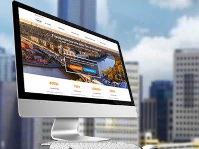 Сайт бесплатных объявлений «Городские услуги»
